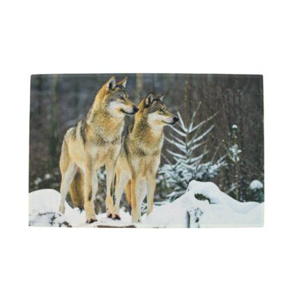 deurmat wolf