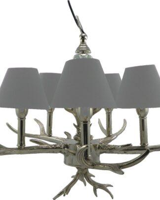 hanglamp gewei 5 armen