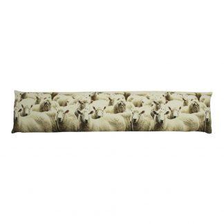 tochtkussen schapen