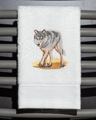 Gastendoekje wolf