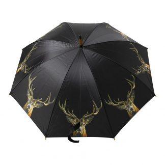 paraplu met hert