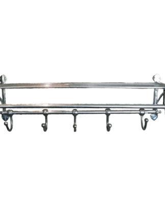 Klassieke aluminium Kapstok